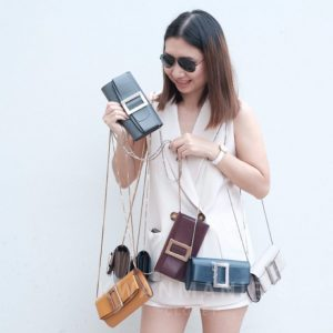 B Clutch & Small Leather Goods